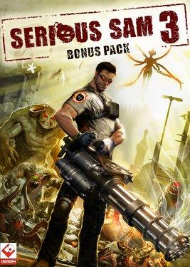 Serious Sam 3: BFE Bonus Pack постер (cover)
