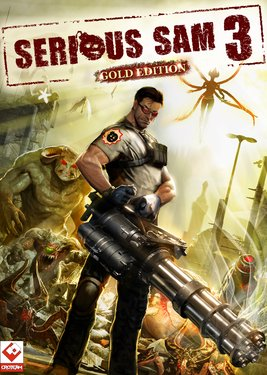 Serious Sam 3: BFE Gold Edition постер (cover)
