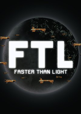 FTL: Faster Than Light постер (cover)