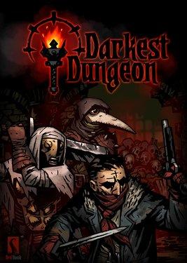 Darkest Dungeon постер (cover)