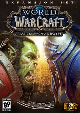 World of Warcraft: Battle for Azeroth постер (cover)
