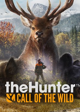 theHunter: Call of the Wild постер (cover)