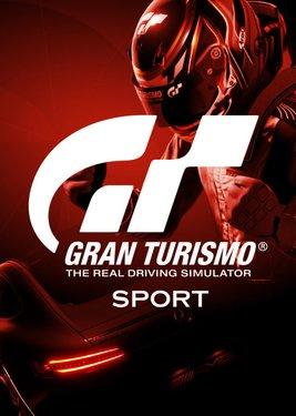 Gran Turismo Sport постер (cover)