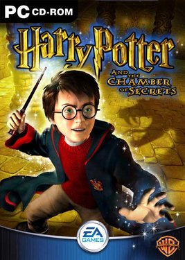 Harry Potter and the Chamber of Secrets постер (cover)
