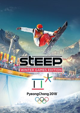 Steep - Winter Games Edition постер (cover)