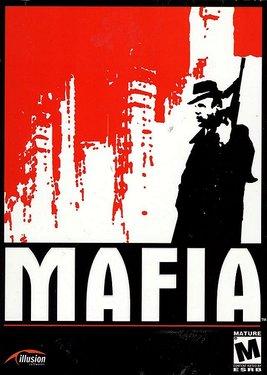 Mafia постер (cover)