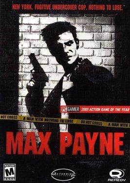 Max Payne постер (cover)