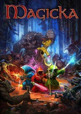Magicka постер (cover)
