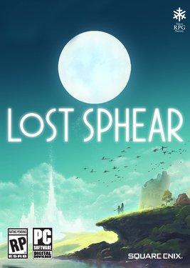 Lost Sphear постер (cover)