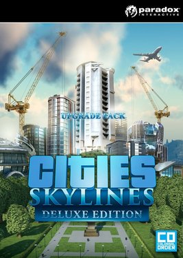 Cities: Skylines - Deluxe Upgrade Pack постер (cover)