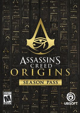 Assassin's Creed: Origins - Season Pass постер (cover)