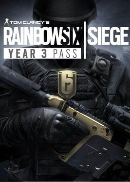 Tom Clancy's Rainbow Six: Siege - Year 3 Pass постер (cover)