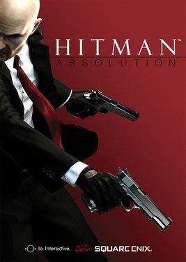 Hitman: Absolution постер (cover)