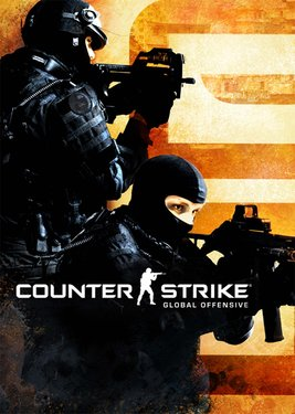 Counter-Strike: Global Offensive постер (cover)