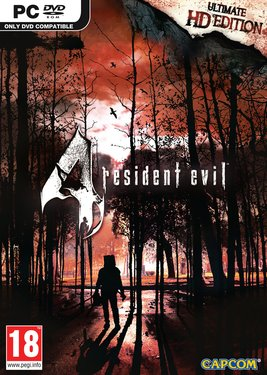 Resident Evil 4 - Ultimate HD Edition постер (cover)