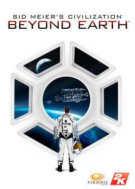 Sid Meier's Civilization: Beyond Earth постер (cover)