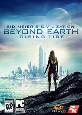 Sid Meier's Civilization: Beyond Earth - Rising Tide постер (cover)