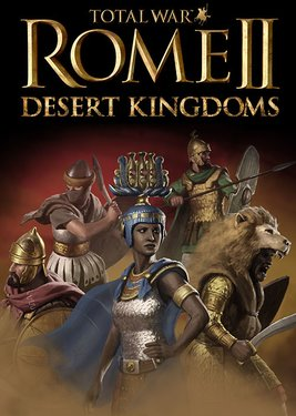 Total War: ROME II - Desert Kingdoms Culture Pack постер (cover)
