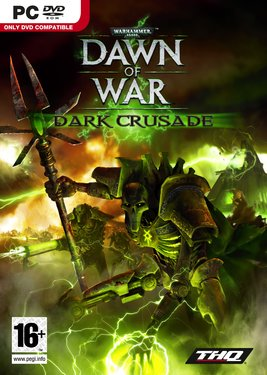 Warhammer 40,000: Dawn of War — Dark Crusade постер (cover)
