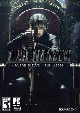Final Fantasy XV: Windows Edition постер (cover)