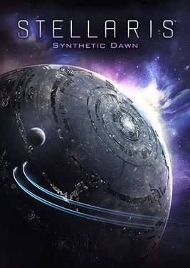 Stellaris: Synthetic Dawn Story Pack постер (cover)