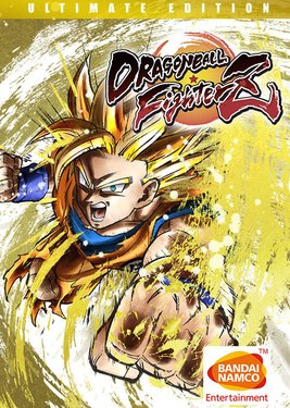 Dragon Ball FighterZ - Ultimate Edition постер (cover)