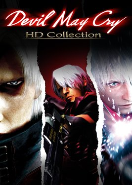 Devil May Cry HD Collection постер (cover)
