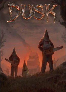 DUSK постер (cover)