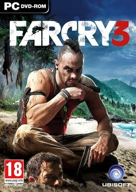Far Cry 3 постер (cover)