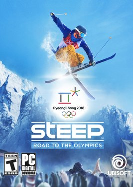 Steep: Road to the Olympics постер (cover)