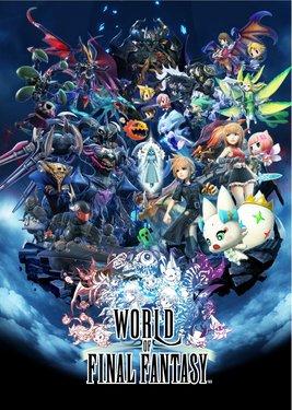 World of Final Fantasy постер (cover)