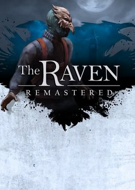 The Raven Remastered постер (cover)