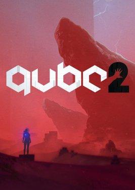 Q.U.B.E. 2 постер (cover)