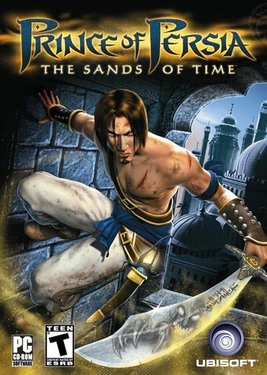 Prince of Persia: The Sands of Time постер (cover)