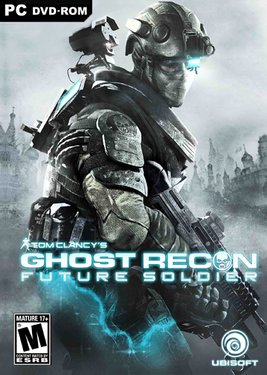 Tom Clancy's Ghost Recon: Future Soldier постер (cover)