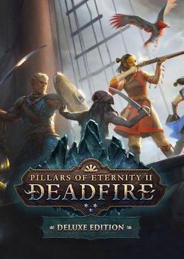 Pillars of Eternity II: Deadfire - Deluxe Edition постер (cover)