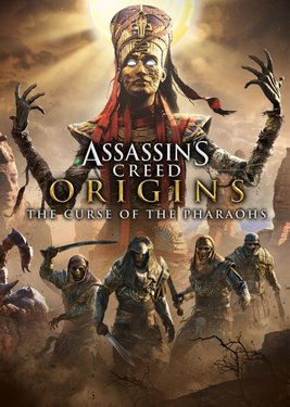 Assassin's Creed: Origins - The Curse Of The Pharaohs постер (cover)