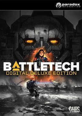 Battletech - Digital Deluxe Edition постер (cover)