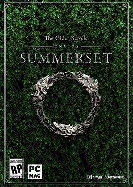 The Elder Scrolls Online: Summerset постер (cover)