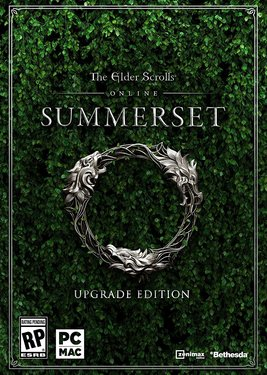 The Elder Scrolls Online: Summerset - Upgrade постер (cover)