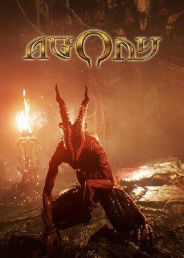 Agony постер (cover)
