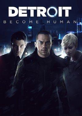 Detroit: Become Human постер (cover)
