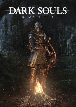 Dark Souls: Remastered постер (cover)