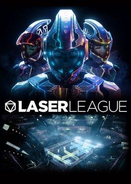 Laser League постер (cover)