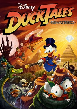 DuckTales: Remastered постер (cover)