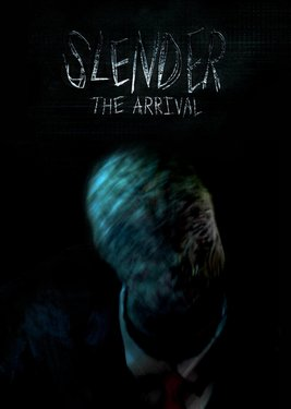 Slender: The Arrival постер (cover)