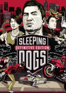 Sleeping Dogs: Definitive Edition постер (cover)