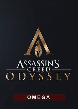 Assassin's Creed: Odyssey - Omega Edition постер (cover)