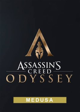 Assassin's Creed: Odyssey - Medusa Edition постер (cover)