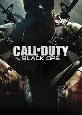 Call of Duty: Black Ops постер (cover)